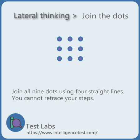 lateral thinking puzzle